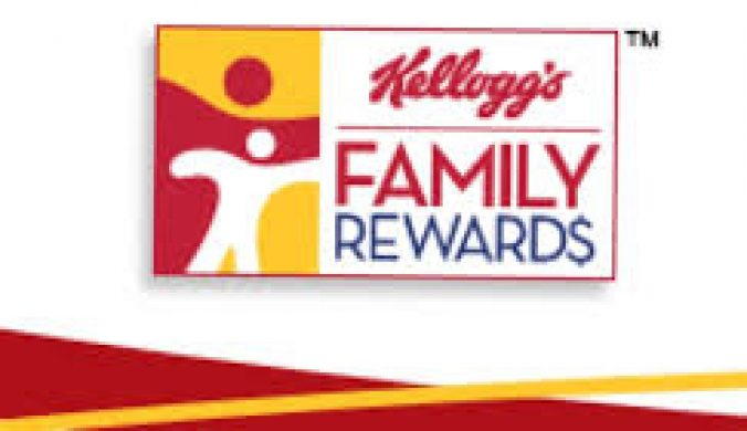 kelloggs family rewards codes