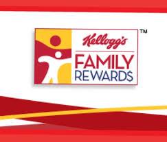kelloggs family rewards codes