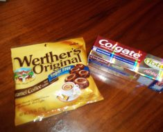 Rite Aid: Toothpaste and Werther's for $0.50