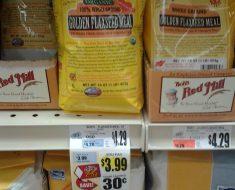 *HOT* 4 Bob's Red Mill Coupons, $2.99 at Tops Markets