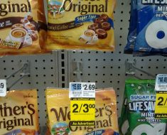 Rite Aid: Free Colgate, $0.74 Softsoap Body Wash, $0.50 Werther's & $0.99 Excedrin