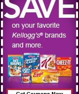 new kelloggs coupons july 2015