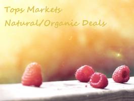 Tops Organic Deals