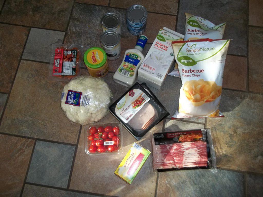 My Aldi Grocery Trip
