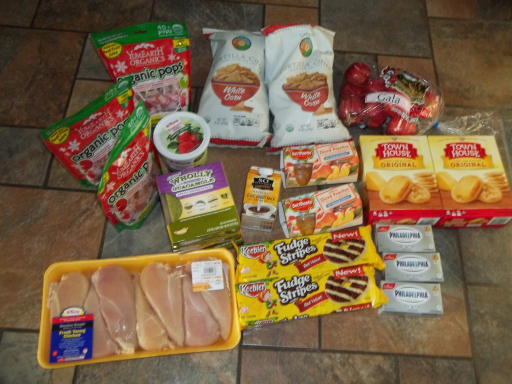 Tops Weekly Grocery Trip