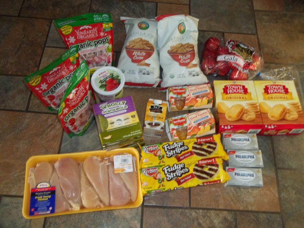 Tops Weekly Grocery Trip