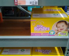 BJ's brand diapers cheap