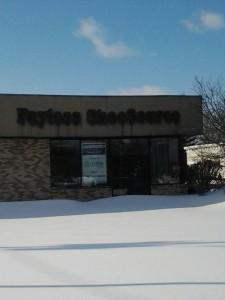 Payless in Batavia closed