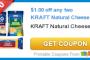 Kraft Cheese Coupon