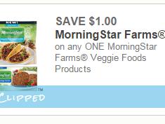 Morning Star Printable coupon
