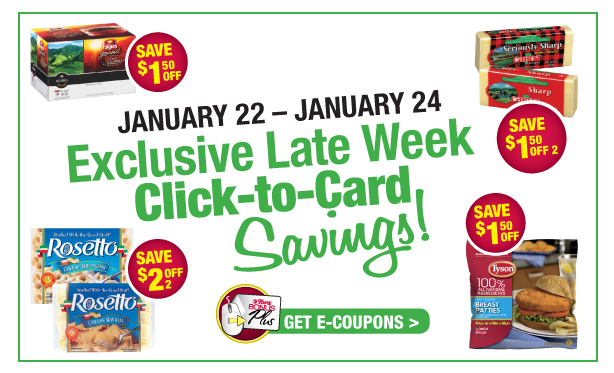 Tops Late Week E Bonus Saver Coupons Deals Cabot Cheese 1 25 My Wholesale Life