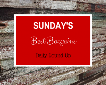 The best bargains for sunday