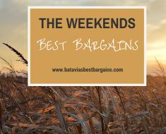 weekends deals