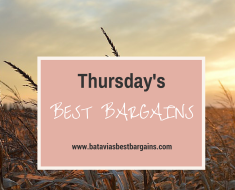thusdays best bargains round up