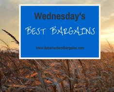 wednesdays best bargains round up
