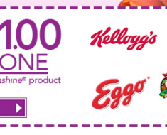 $1 off kelloggs item coupon