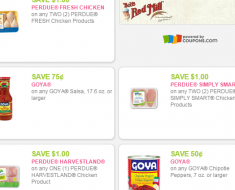 perdue coupons printable 2015