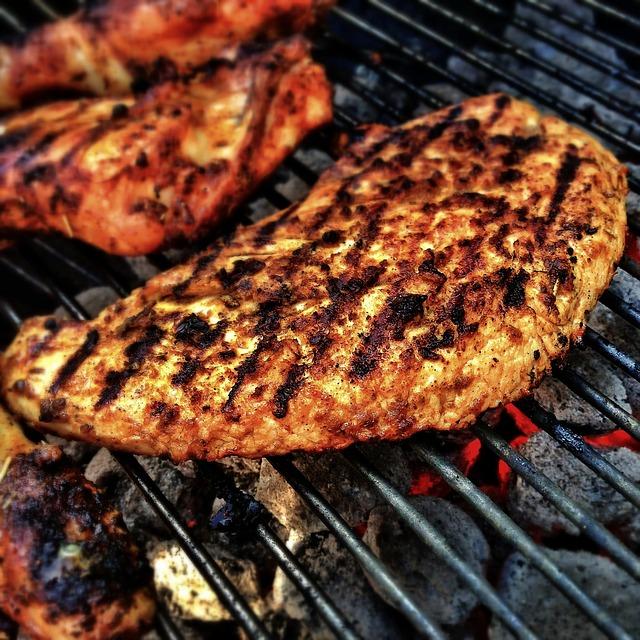 grilling menu ideas