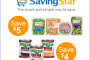 save on earthbound farms organic salad and lucky leaf