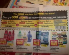 5 Deals at Tops on Health & Beauty Purchase- Deodorant $0.20 & more!
