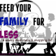 hwo to feed your family for less