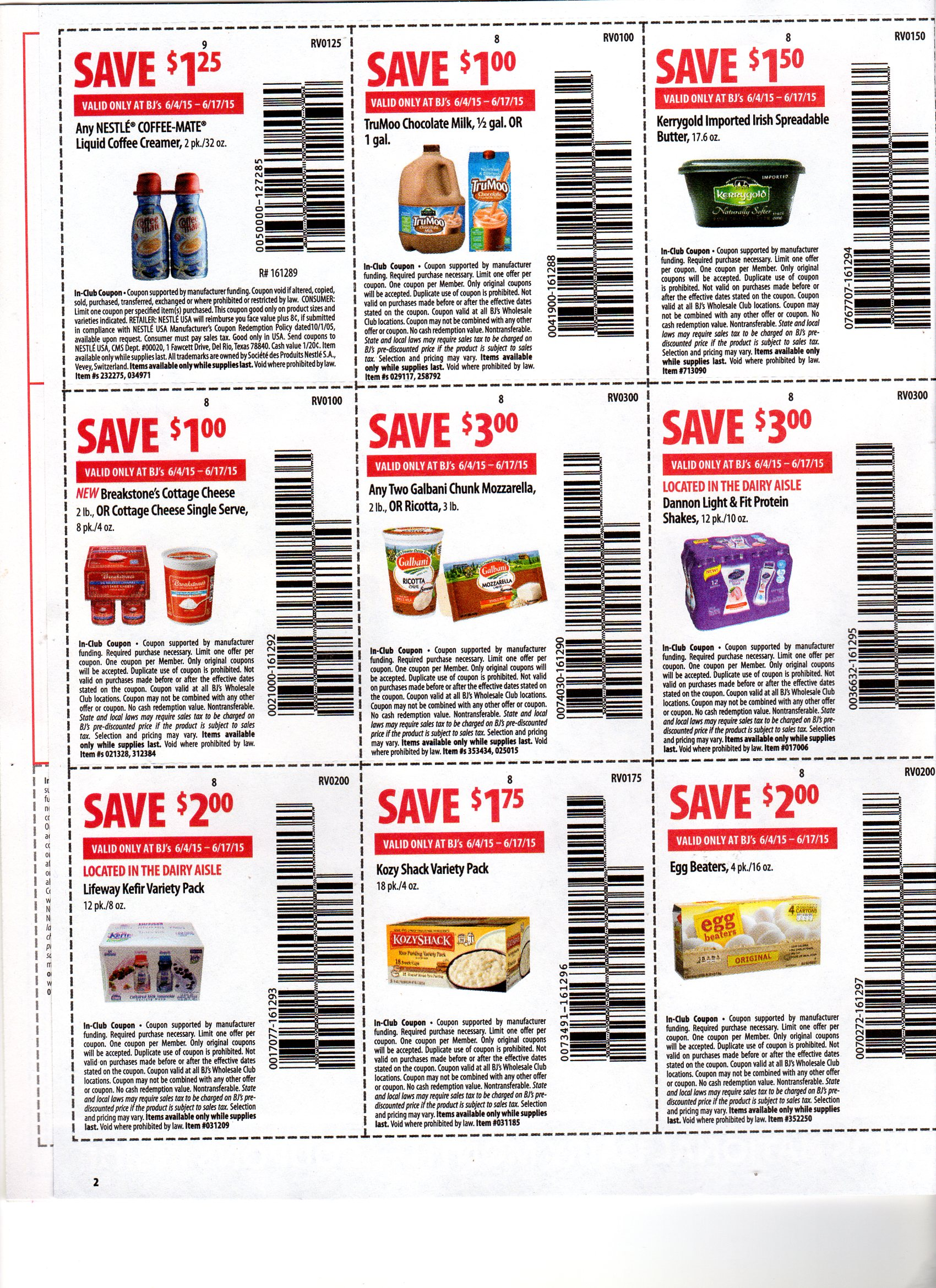 bjs printable coupons bj s front of coupons for 6 4 6 17 20619