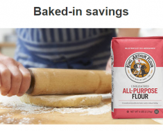 king arthur flour coupon