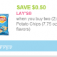 lays chips coupon