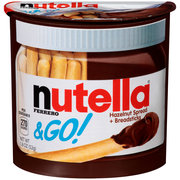 nutella and go deal at walmart