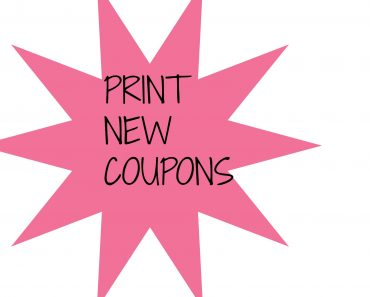 8/21 new printable coupons