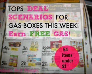 tops gas box deal scenario 8/30/15
