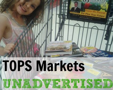 tops markets unadvertised deals