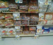 natures harvest bread deal at tops
