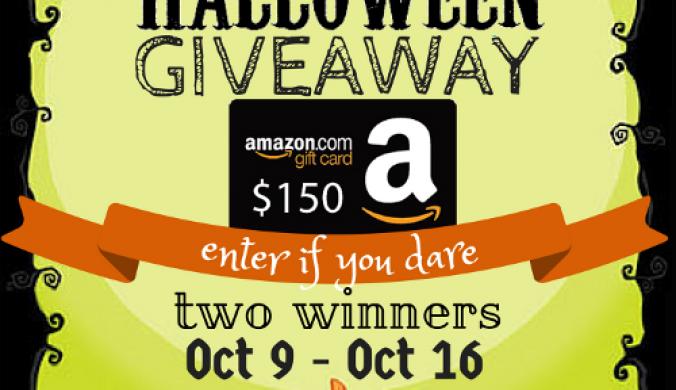 halloween giveaway 2015