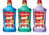 colagte mouthwash