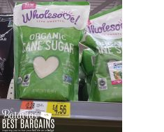 wholesome organic sugar at walmart deal