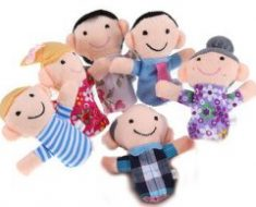 amazon finger puppets deal