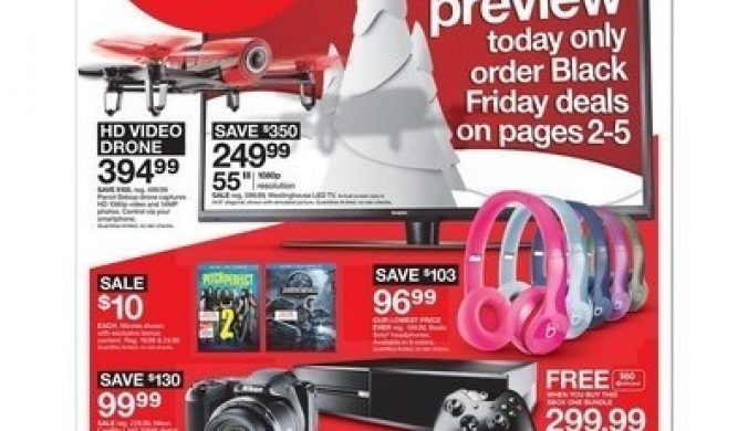 target black friday deals