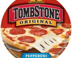 tombstone pizzas