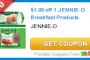 jennie o coupon