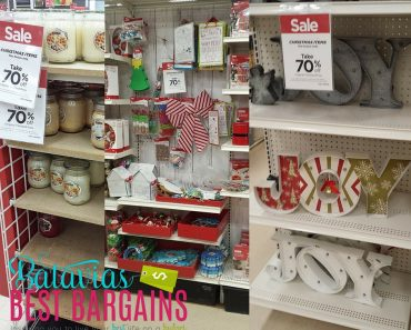 michaels christmas clearance