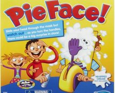 pie in the face game deal