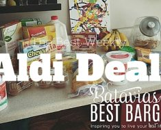 best weekly deals at aldis