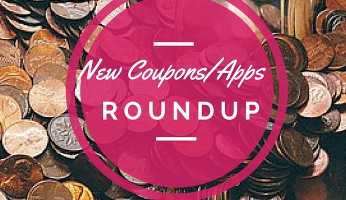 new coupons/app savings