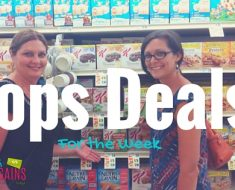 tops deals for the week