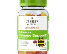 High Value $7/1 Zarbee's Naturals Kids Multivitamin + Pay $3.50 at Target