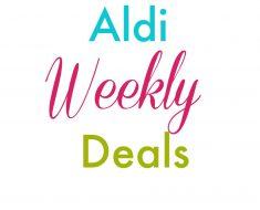 aldi weekly deals