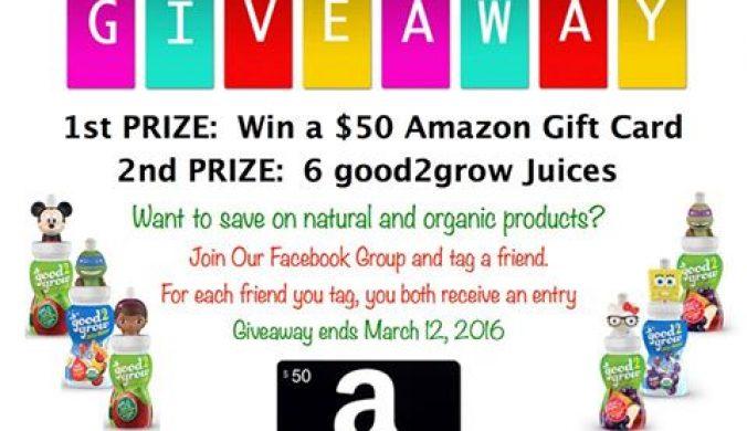 giveaway amazon gift card