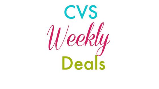 cvs weekly deals