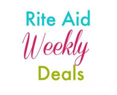 rite aid weekly deals coupon matchups batavia